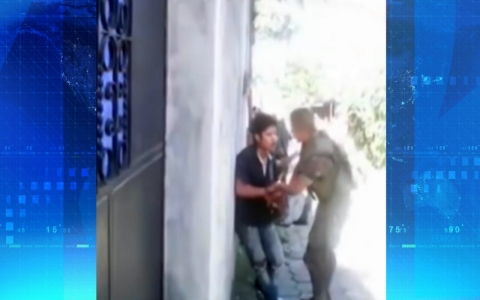 Thumbnail image for Guatemalan army soldiers in trouble after video goes viral