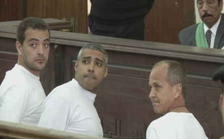 Al Jazeera journalists are hoping to be pardoned by Egyptian President