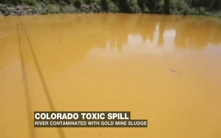 Toxic river spill brings pain to business owners