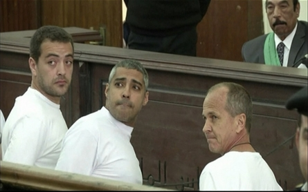 Dozens of prisoners pardoned in Egypt, including Al Jazeera journalists