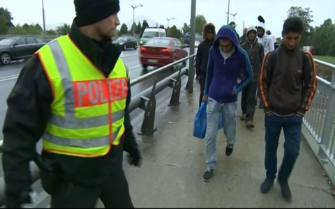 Thumbnail image for WATCH: Germany reaches breaking point with refugees