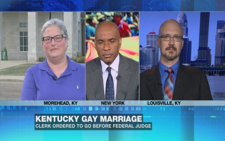 Kentucky county clerk ordered to go before federal judge