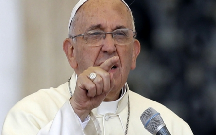 Pope's comments on climate sparks debate on coal