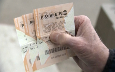 Thumbnail image for America in a Powerball frenzy over monster jackpot