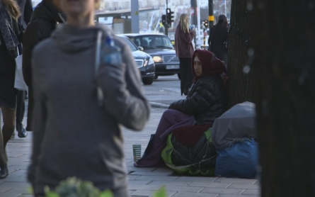 Begging around the world prompts fierce debate