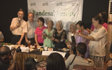 Filipina 'comfort women' seek official apology from Japan