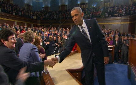 Final State of the Union for Barack Obama