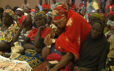 Thumbnail image for Moms of missing girls in Nigeria losing hope in nation's leadership