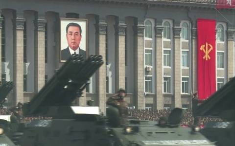 Thumbnail image for North Korea facing criticism after claims of successful hydrogen bomb test