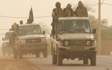 Violence forces hundreds away from their homes in Mali