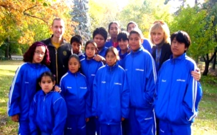 After school running club in NY assists young immigrants