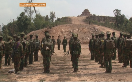 Fighting continues in Myanmar despite cease-fire