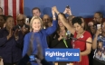 Hillary Clinton campaigns with Sandra Bland's mother