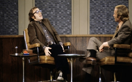 Interview with Dick Cavett (part one)
