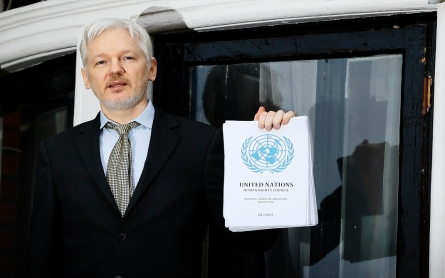 Julian Assange claims victory after UN Report