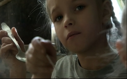 Many children orphaned by Ukraine fighting