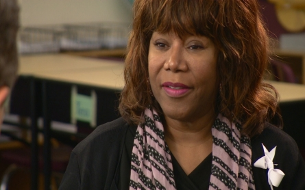 Ruby Bridges reflects on the civil rights movement (part two)