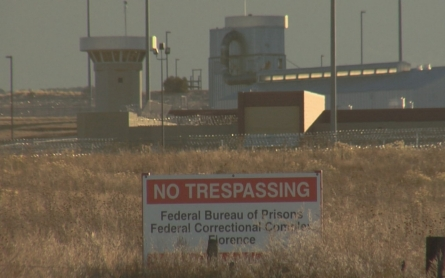 'Super-Max' prison potential detainee destination