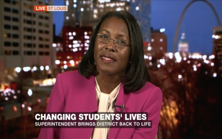 Tiffany Anderson: Changing students' lives