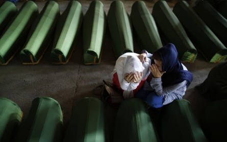 20th anniversary of Srebrenica genocide