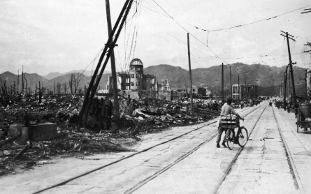 Thursday Is 70th anniversary of Hiroshima bombing
