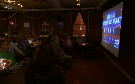 Voters react to Democratic debate