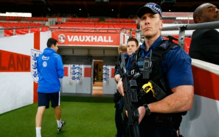 France and England to play on despite security concerns