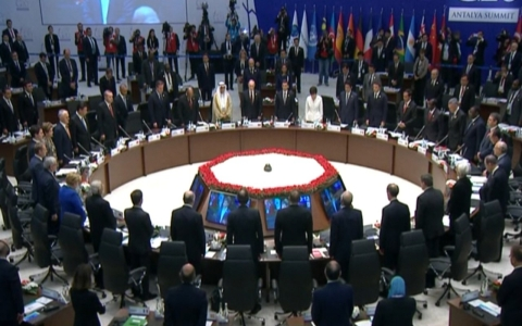 Thumbnail image for Paris violence, ISIL dominate G-20 summit agenda