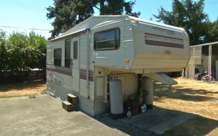 Mobile home residents displaced by rising rents