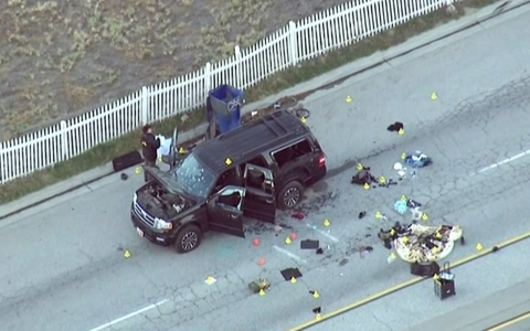 Thumbnail image for Police search for motives in San Bernardino shooting