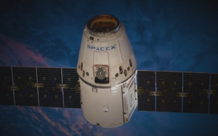 SpaceX rocket makes history