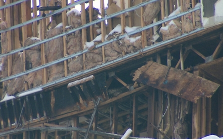 The use of lightweight wood in new construction a major fire hazard