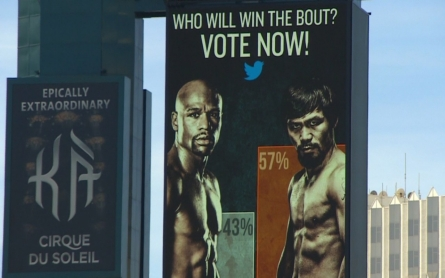 Fight of the century could help Las Vegas get back in the money