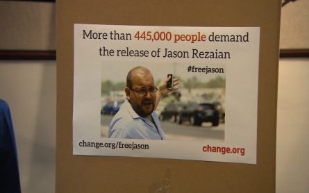 Washington Post efforts to gain Jason Rezaian's release