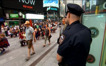 Security preparations for Pope Francis' visit to New York