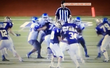 Fallout continues after high school football players hit referee