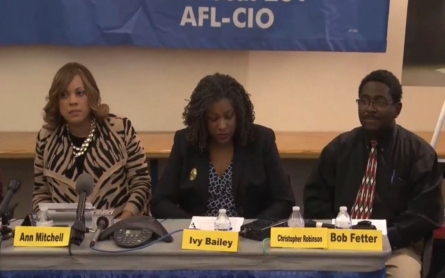 Detroit teachers battle over 'deplorable conditions'