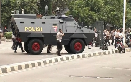 ISIL claims responsibility for attack in Jakarta