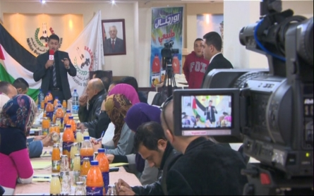 New reality show hopes to find the next Palestinian president