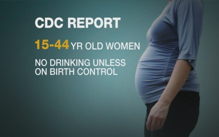 CDC guidelines on drinking and pregnancy causes stir