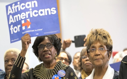 Democrats vie for support among black voters in South Carolina