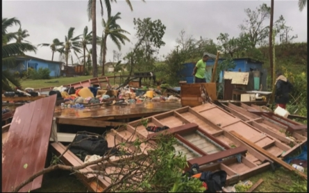 Fiji attempts to recover from massive cyclone