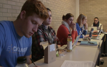 Millennials wave major hammer in Iowa