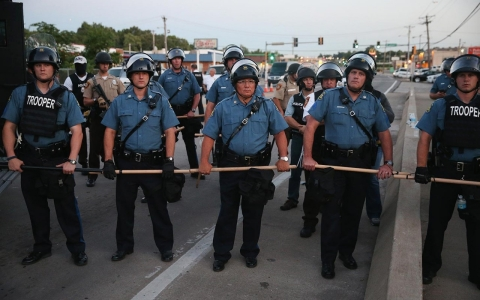 Thumbnail image for Who are America's cops?