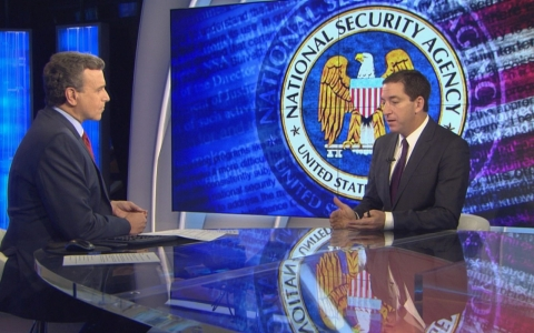 Thumbnail image for Glenn Greenwald talks to John Seigenthaler