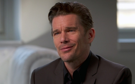 Ethan Hawke talks to Christof Putzel