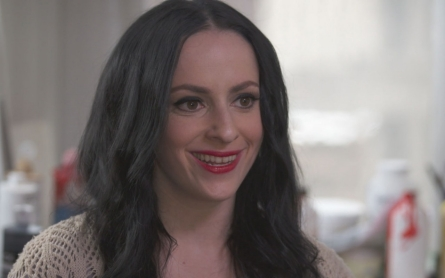 Molly Crabapple talks to Stephanie Sy