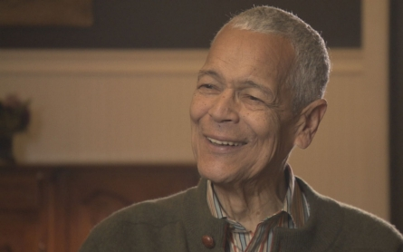 Julian Bond talks to Michael Shure
