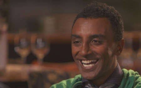 Marcus Samuelsson talks to Ali Velshi