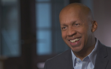 Bryan Stevenson wants to end racial injustice